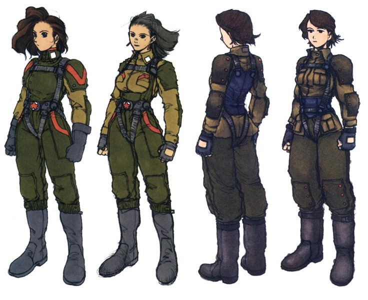 Character Design Opleiding : Best front mission images character design