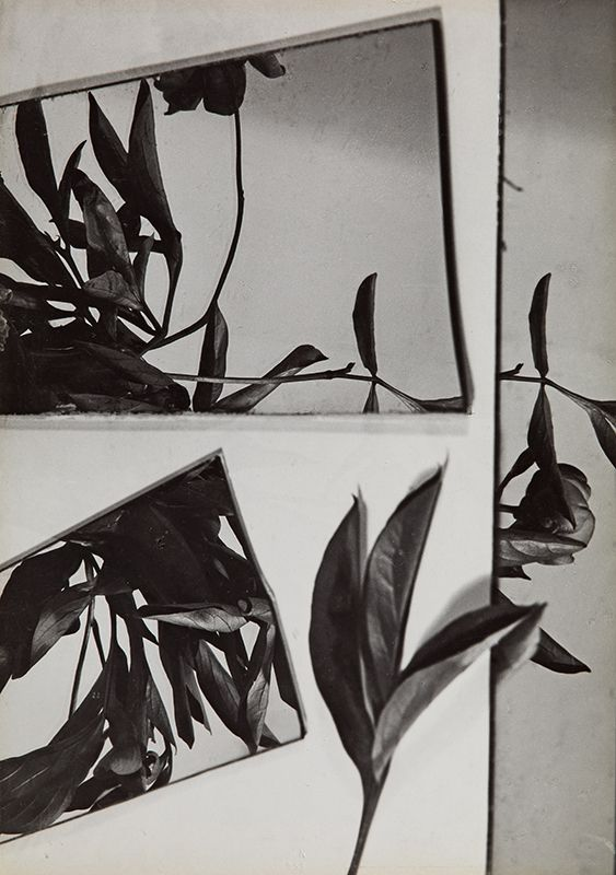 Abstracted positive and negative spaces. Pattern. Florence Henri, Still Life Composition, 1931