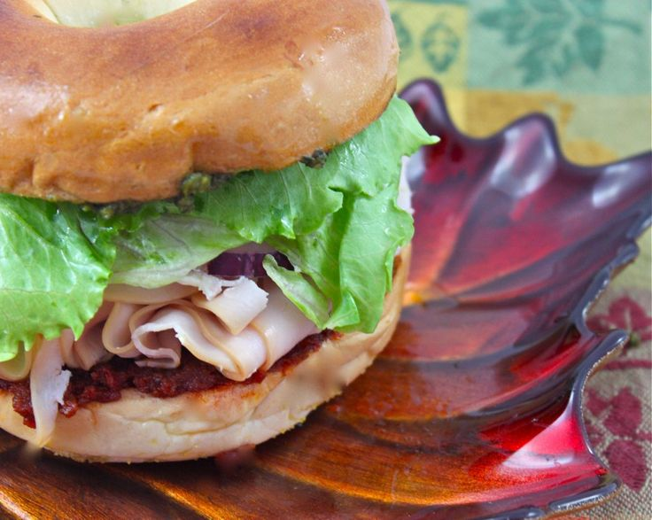 1000+ ideas about Sundried Tomato Bagels on Pinterest   Bagel Factory ...