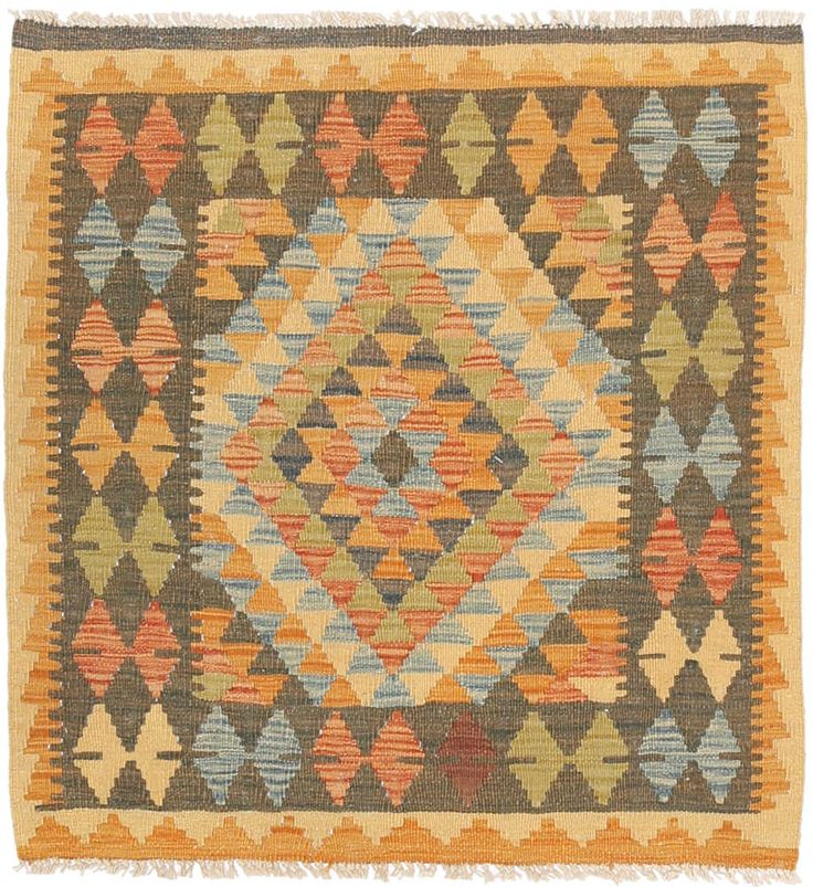 Kelim Afghan Old style matta NAZB567