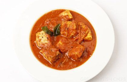 Monkfish Curry Recipe - Great British Chefs  I used 6 tomatoes and wasn't enough. Use more