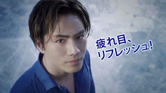 Tosaka Hiroomi × ROHTO Z!