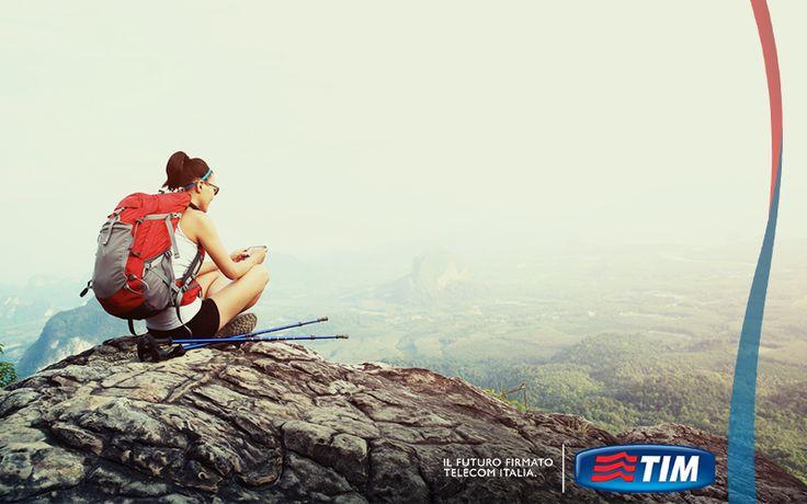 Diventate provetti alpinisti con PeakFinder Earth! L'app vi mostrerà le info di oltre 250mila vette con panoramica a 360° http://tim.social/peakfinder