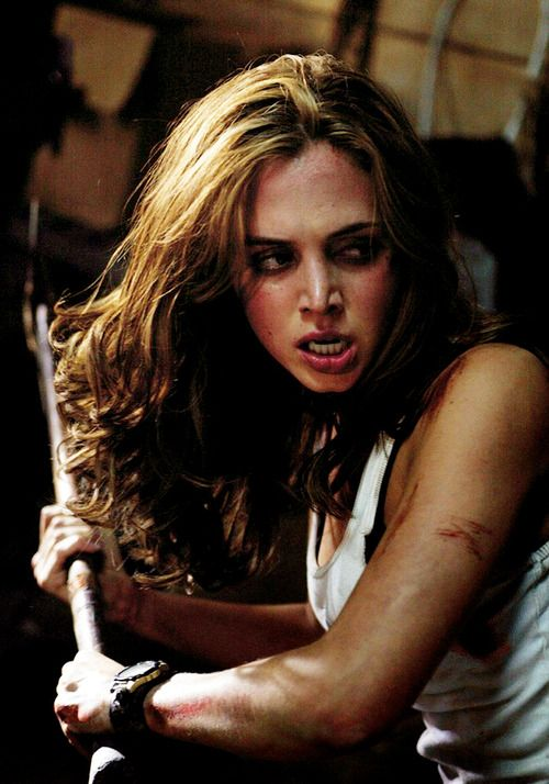 Faith-Buffy the Vampire Slayer.