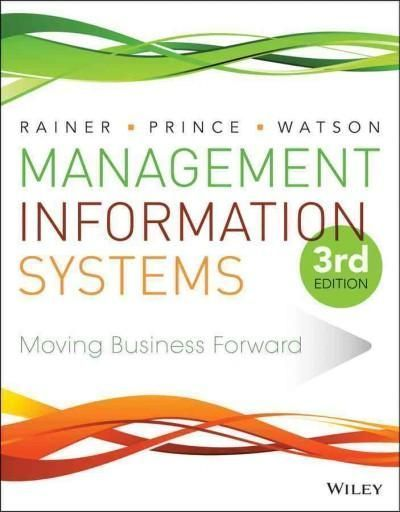 Management Information Systems: Moving Business Forward #MBADegrees