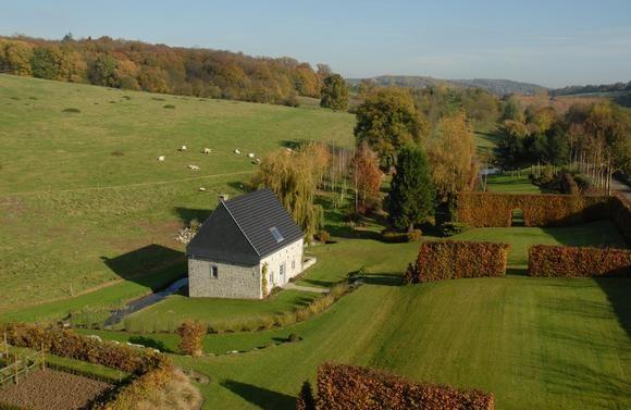België - Ardennen - Huccorgne Gîte op het platteland - La Vieille Brasserie — Les Gites de Wallonie