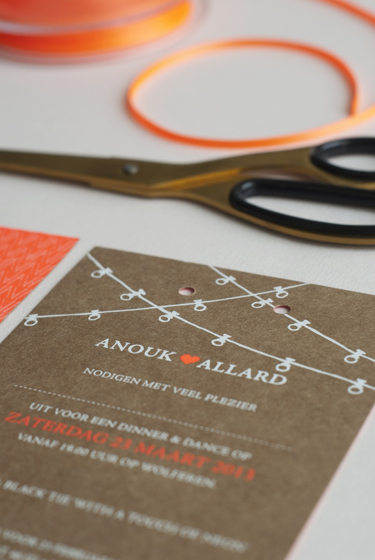 Graphic design, photography & Styling by De Liefdesfabriek wedding stationery