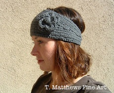 headband! FREE KNITTING PATTERNS