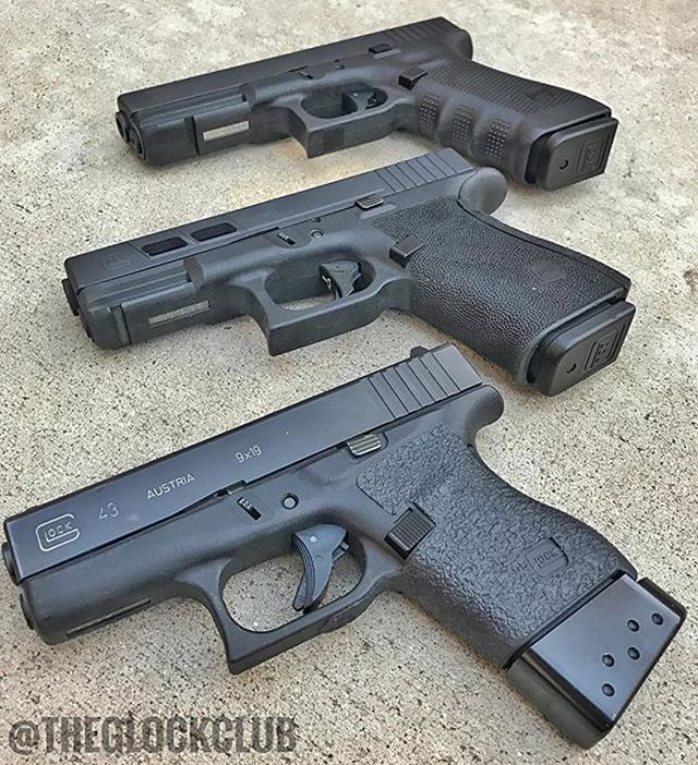 We are all about family. As seen on @theglockclub feed.. . . . . . . #barracudatactical #barracuda #tactical #basepads #glock19 #glock #glock23 #everydaycarry #edc #2a #secondamendment #concealedcarry #sickguns #gunsdaily #glock19 #gunoftheday #gundaily #concealedcarrynation #igmilitia #sickguns #glock26 #glock27 #molonlabe #babyglock #glock26gen4 #9mm #40cal #glock27gen4 #picoftheday #photooftheday #blackfriday #cybermonday