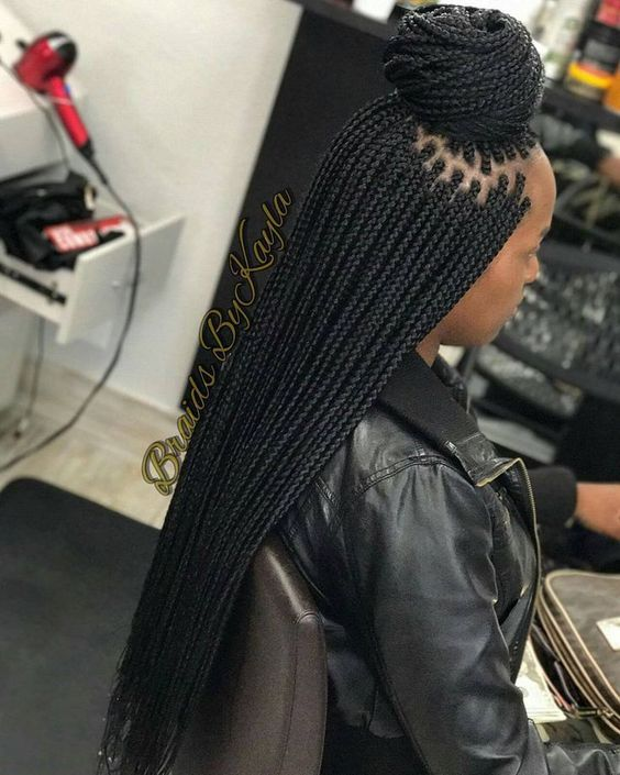 African Hair Braiding Styles Pictures 2019: 25 Ama…