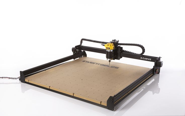 Open source kits to build a machine for milling plastics, woods, and metals