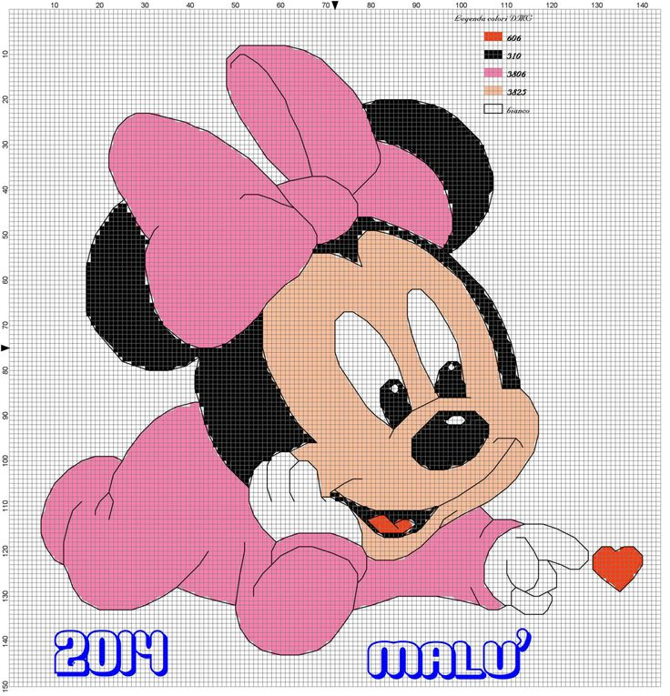 35 best images about miei schemi a punto croce on for Immagini disney punto croce
