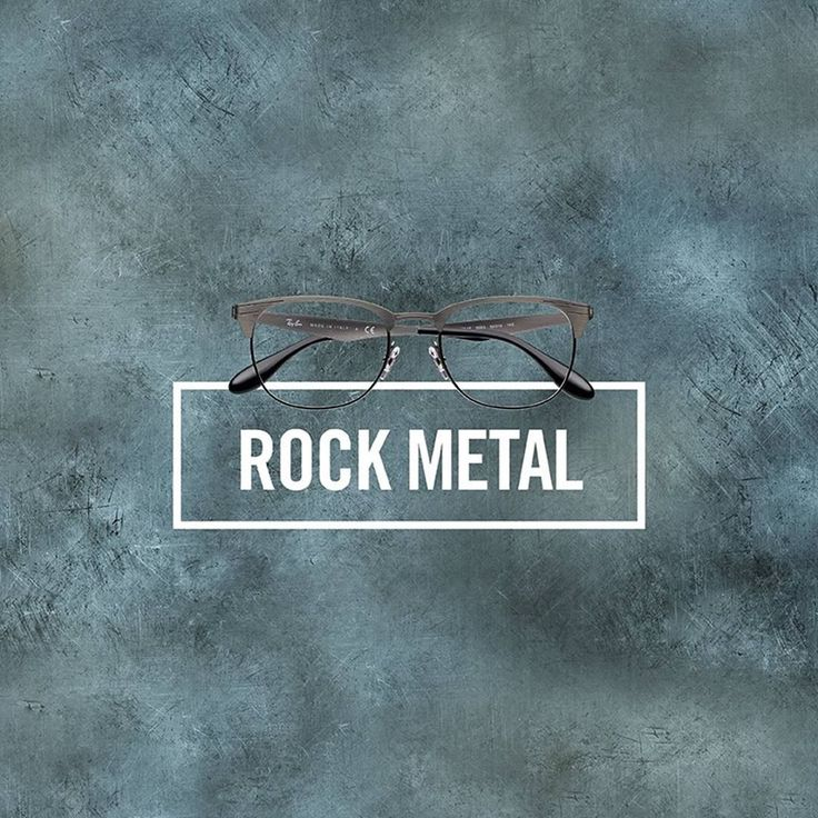 Repost from Ray-Ban Rock metal with the new #MetalHeads Collection. #yycfashion #yycstyle
