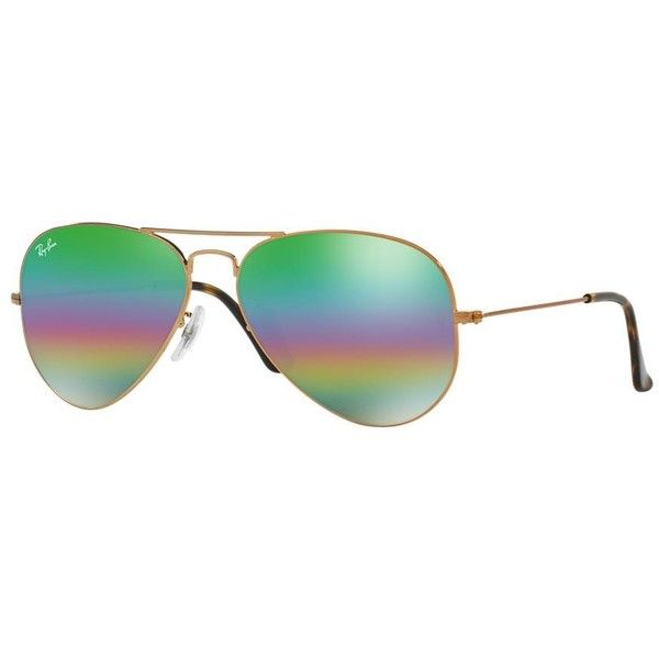 b589a79ba0 ... ray ban 62 aviator gunmetal sunglasses rb3025 (160) liked on ...