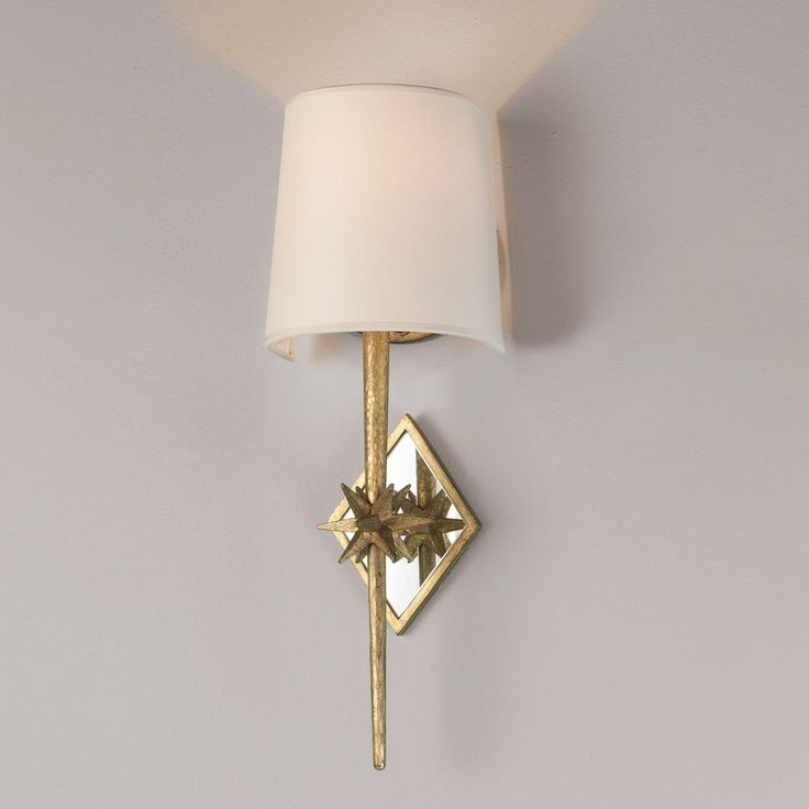 Relatively 102 best Wall Sconces images on Pinterest | Appliques, Wall  SY85