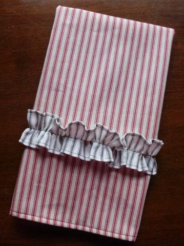100 best Kitchen towels images on Pinterest | Kitchen towels, Diy ...