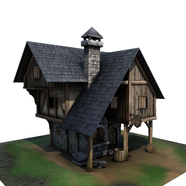 House Building Games Unity