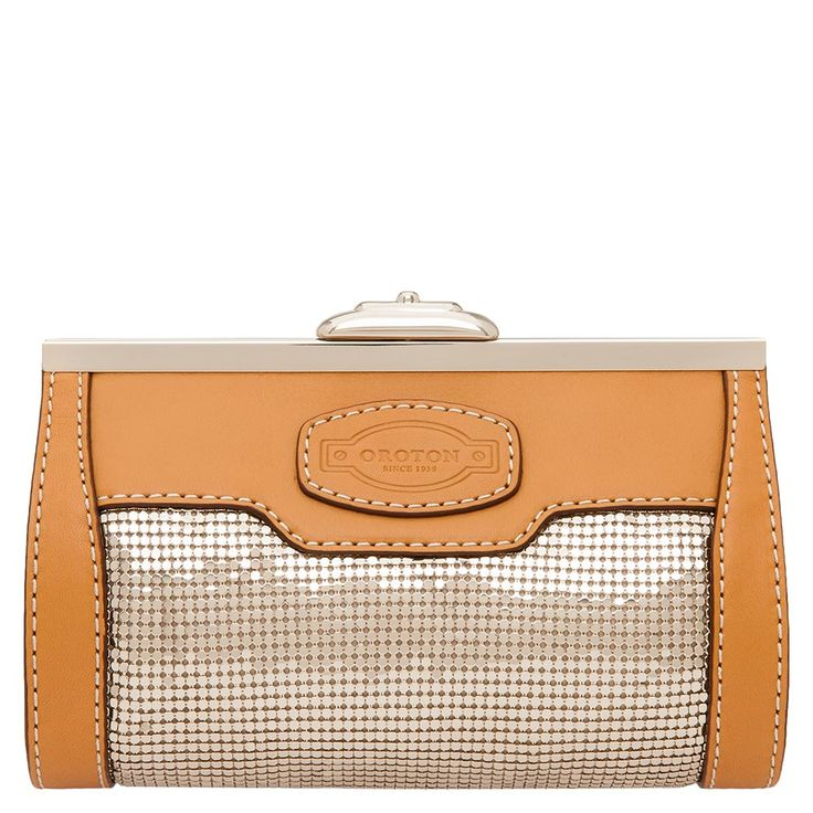 archive mesh frame clutch | Oroton Luxury Accessories