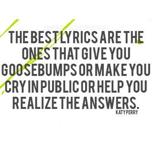 best dating katy perry song quotes