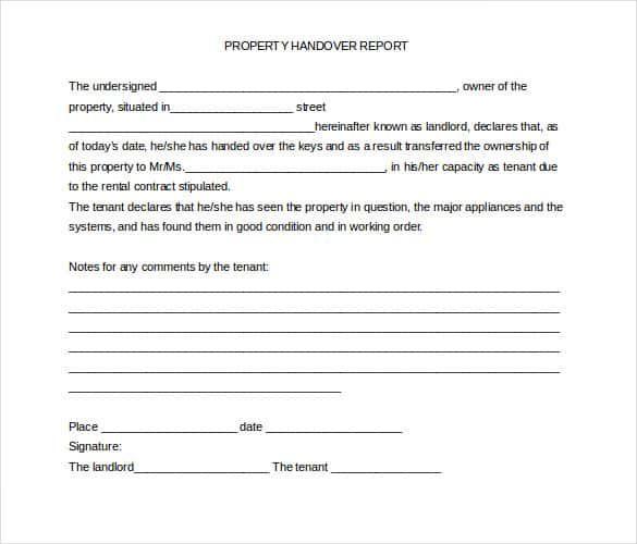Professional Handover Certificate Template In 2021 Certificate Templates Best Templates Templates