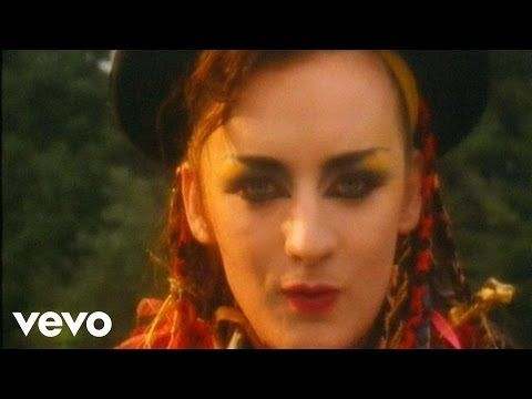 """You're my lover, not my rival""-- Boy George for life!"