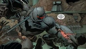 The Talons have spread out across Gotham City.  Their targets have been identified and they are closing in for the kill.  The allies of Batman have been dispatched to stop the Talons from killing their victims.  Meanwhile, Batman and Alfred are under siege in the Batcave.Scott Snyder, Sweets Comics, Of The, Night, Caught Batman, 60, Talon, Nerd United