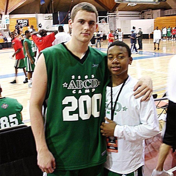 Kevin Love and Isaiah Thomas at age 16