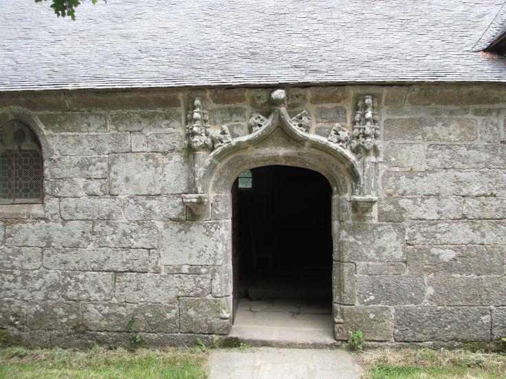 chapelle de Trémalo (2) Bretagne, France.