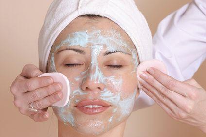 Peau grasse - Masque pour le visage et les peaux grasses - Recette de grand mère