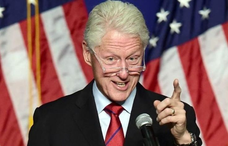 Bill Clinton just proved why he should NEVER be allowed in the White House again…