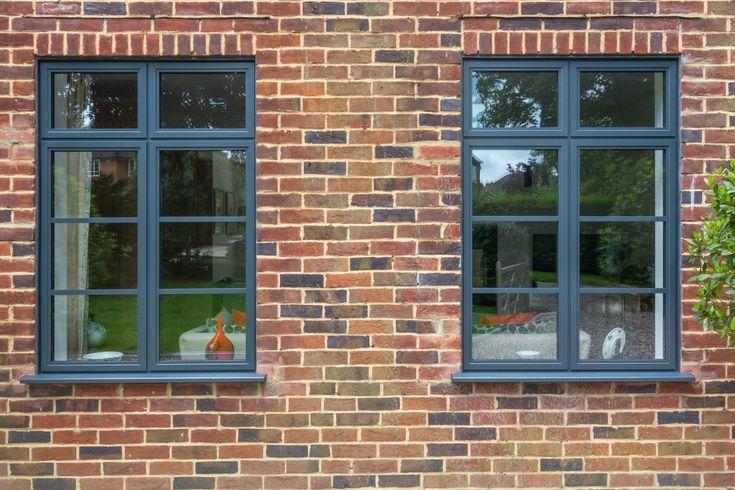 aluminium vs. steel windows
