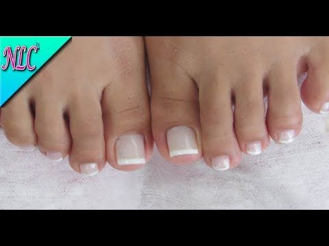 Como hacer un Pedicure paso a paso - How to: step by step pedicure - YouTube