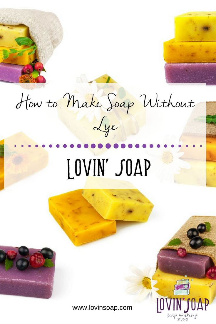 How to make soap without lye homemade soap recipes soap