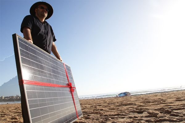 The Best Solution for Importing Solar Panels from China