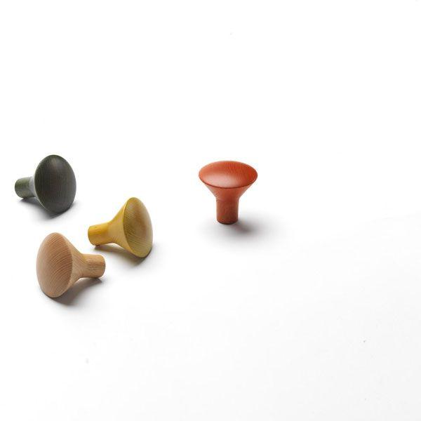 WOODSTOCK hook | david dolcini STUDIO | Zilio A&C  #wooddesign #woodobject #daviddolcini #daviddolcinistudio