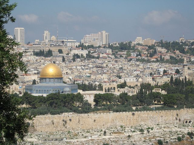 Join me on a group tour to ISRAEL - Departing 19 June 2014