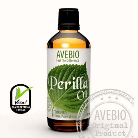 Olejek Perilla przeciwstarzeniowa bomba z Dalekiego Wschodu 50 ml Avebio
