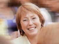 Biografia Michelle Bachelet