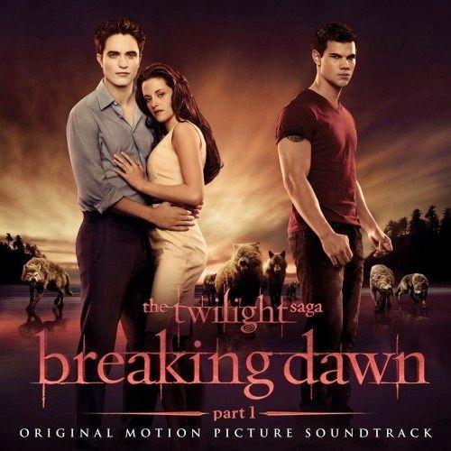 BSO The twilight saga: Breaking Dawn part 1 (La saga crepúsculo: amanecer parte 1) - 2011.
