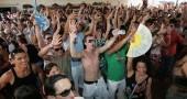 Cusago, il rave party che finisce a botte
