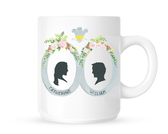 cutest royal wedding souvenir