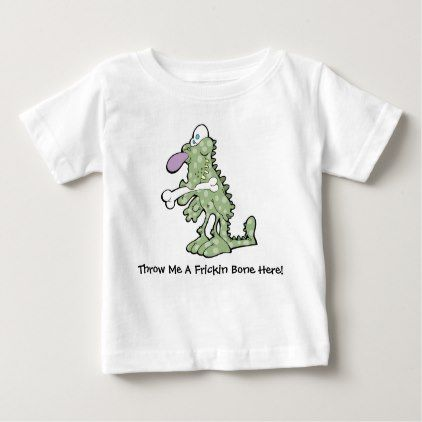 Big Purple Nose Dinosaur Baby Jersey T-shirt - baby birthday sweet gift idea special customize personalize