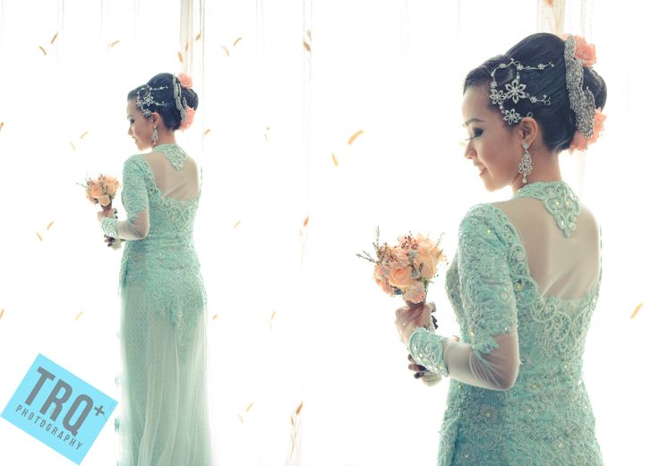 Traditional Wedding Gown #malaywedding #wedding #gown