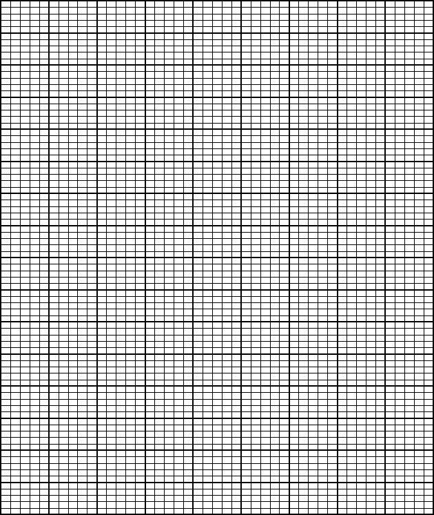 Simpel kruissteek patroon zelf maken