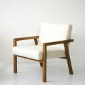 Kantti armchair by Deka Design