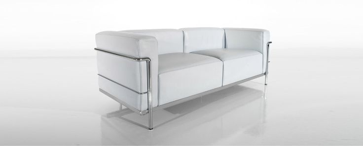 Our furniture - Cassina LC3 lounge (duck feather)