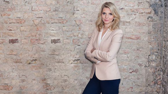 Lea-Sophie Cramer glaubt, dass Frauen in der Startup-Branche bald aufholen werden.