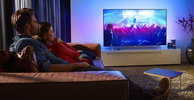 Philips 65PUS7601, cel mai nou model din seria TV 7000 de la Philips – televizor LED 4K cu Android TV