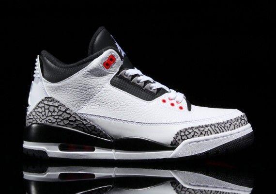 """""""Infrared 23″ Air Jordan 3 Retro"""