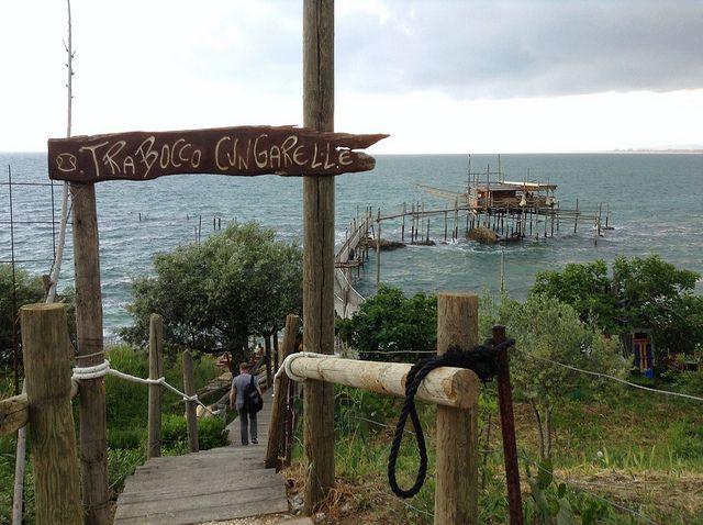 Trabocco http://www.homeaway.it/info/idee-vacanze/destinazioni/italia/cose-fare-abruzzo
